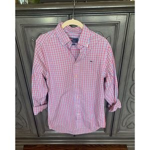 XS Men's Vineyard Vines Button Up Shirt